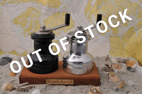 Winch Salt & Pepper Mills